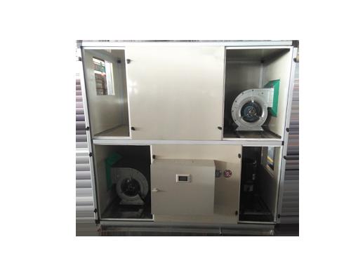 冷凝式热回收机组