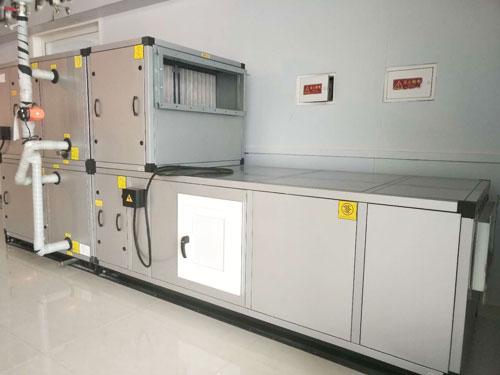 溶液式热回收机组